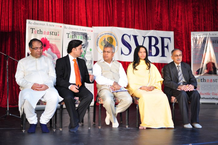 Celebrity Astrologer Sundeep Kochar in SVBF