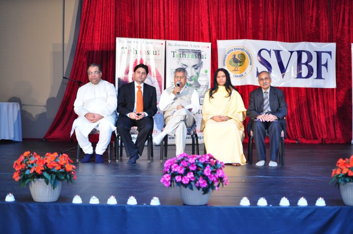 Celebrity Astrologer Sundeep Kochar at SVBF