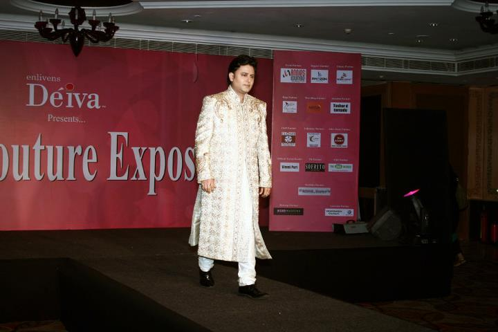 Celebrity Astrologer Sundeep Kochar at Fashion Show